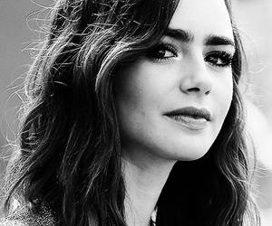 lily collins, beautiful, and city of bones image