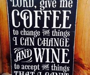 change, coffee, and funny image