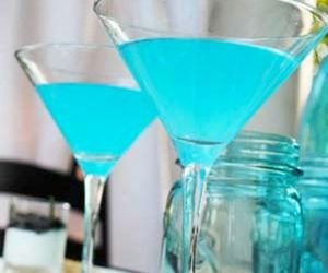 blue, colours, and drink image
