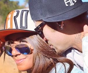 rafaella beckran and irmã de neymar image