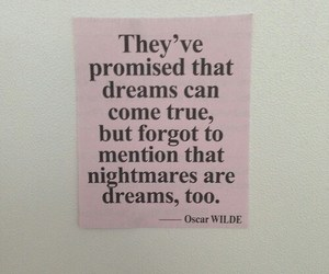 dreams, true, and forgot image