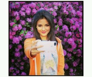 flowers, icon, and victoria justice image