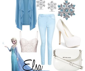 clothes, fashion, and frozen image