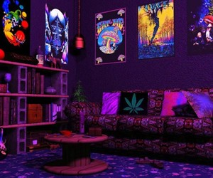 weed and room image