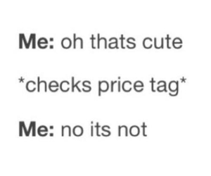 funny, shopping, and price tag image