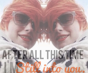 beautiful, hayley williams, and paramore image