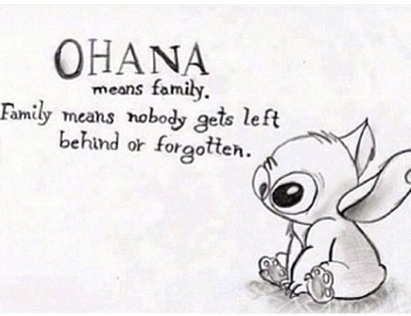 Quote Lilo And Stitch Family Archidev