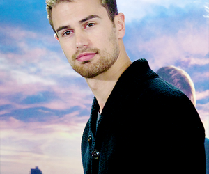 four, theo james, and sexy image