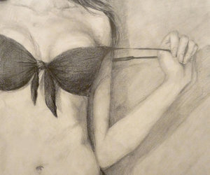 body pencile drawing sexy image