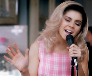 +, grunge, and marina and the diamonds image