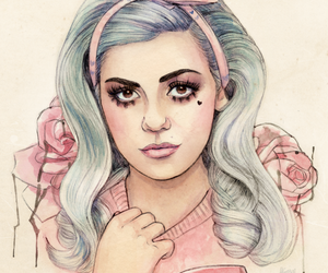 marina and the diamonds, art, and marina image