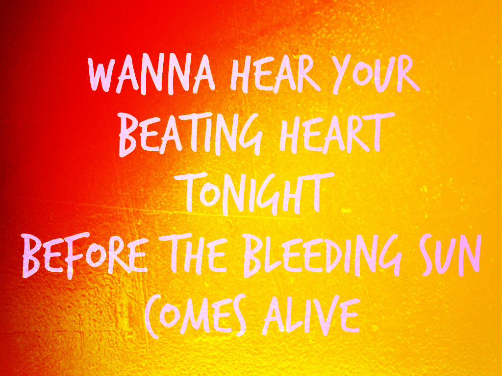 Beating Heart By Ellie Goulding On We Heart It