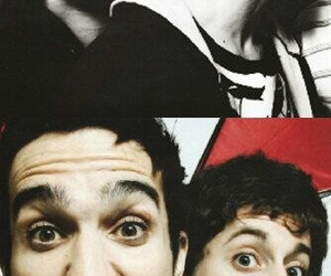 bands, fall out boy, and pete wentz image