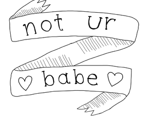 babe, tumblr, and heart image