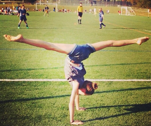 ballet, contortion, and cool image