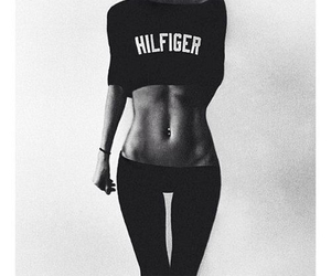 girl, body, and hilfiger image