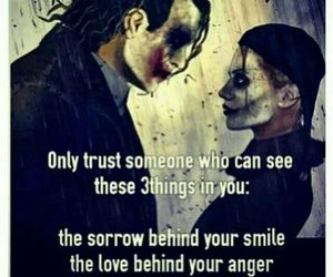love, trust, and smile image