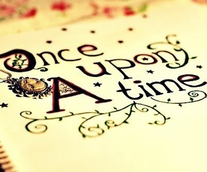 once upon a time, fairytale, and story image