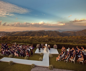 outdoor wedding image