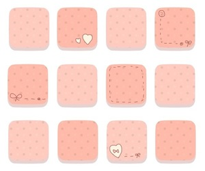 celular, papel de parede, and cute image