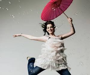 actress, Anne Hathaway, and photography image