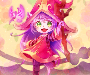 lol, lulu, and league of legends image