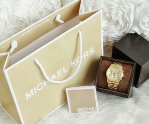 Michael Kors, watch, and fashion image