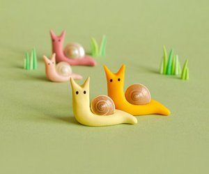 snails and cute image