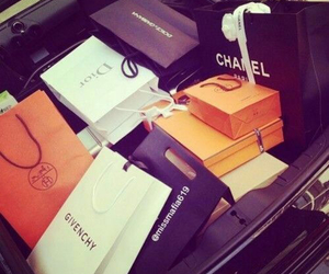 fashion, shopping, and chanel image