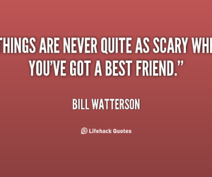 scary quotes, famous scary quotes, and tumblr scary quotes image
