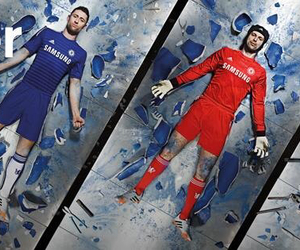Chelsea FC, oscar, and petr cech image