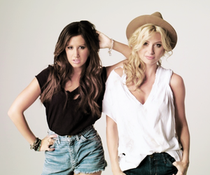 ashley tisdale, pretty, and michalka image