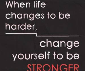 strong, quotes, and life image