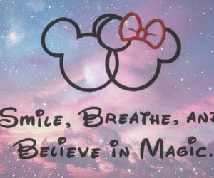 disney, galaxy, and quotes image