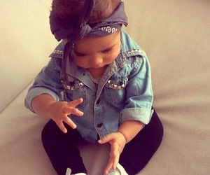 baby, swag, and fashion image