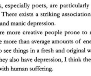 depression, poet, and stereotype image