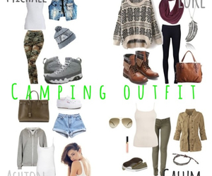 ashton, camping, and LUke image