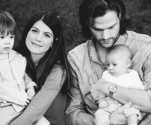 jared padalecki, supernatural, and family image