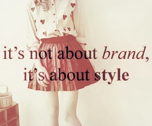 brand, fashion, and quotes image