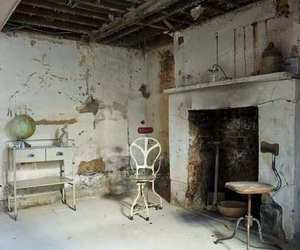 fireplace, furniture, and house image