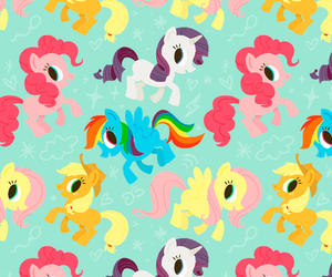 my little pony, pony, and wallpaper image