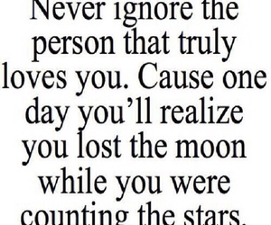 love, ignore, and stars image