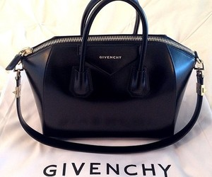 Givenchy, bag, and black image
