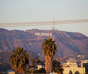celebrity, hollywood, and place image