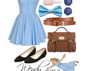 outfit and peter pan image