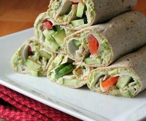 avocado, chipotle, and delicious image