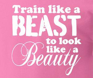 train, beast, and beauty image