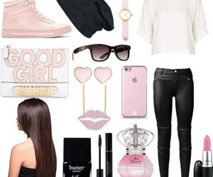 Polyvore and clothing image