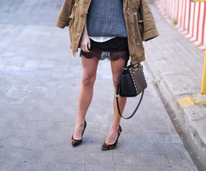 bag, bare, and fashion image