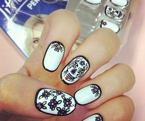 beautiful, nails, and pretty image